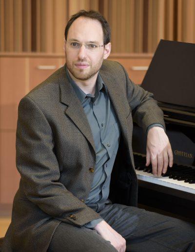 Ethan Gans-Morse - Composer